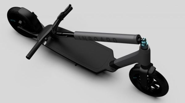 Inboard's smart new e-scooter is really going places