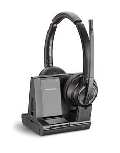Plantronics Launches New Headsets Addressing the Challenges of Today's Open Office