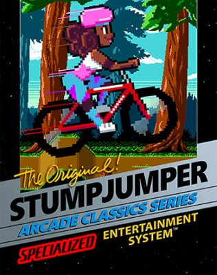 Team creates Stumpjumper videogame for Specialized bicycle company