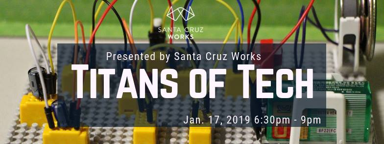 3rd Annual Titans of Tech announces speakers for January 17