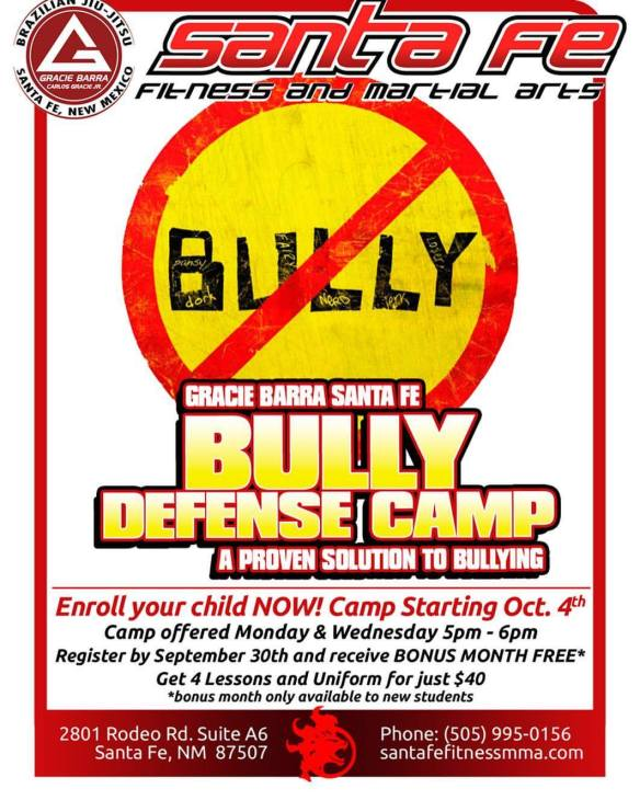 Bully Defense Worksop