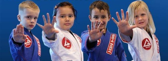 Gracie Barra Santa Fe Kids Anti-Bullying Program
