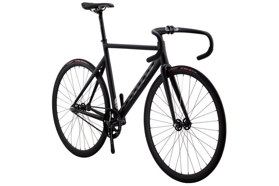 Pure Fix Keirin Pro Elite Black Track Complete Bike