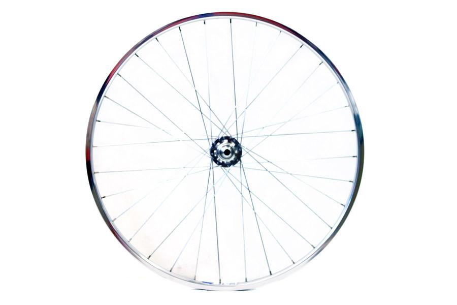 Buy the Silver Weinmann lp18 Rear Fixie Wheel
