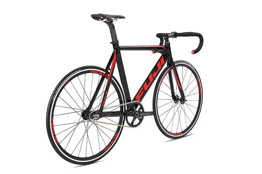 Buy Fuji Track Pro Fixie Bike Black
