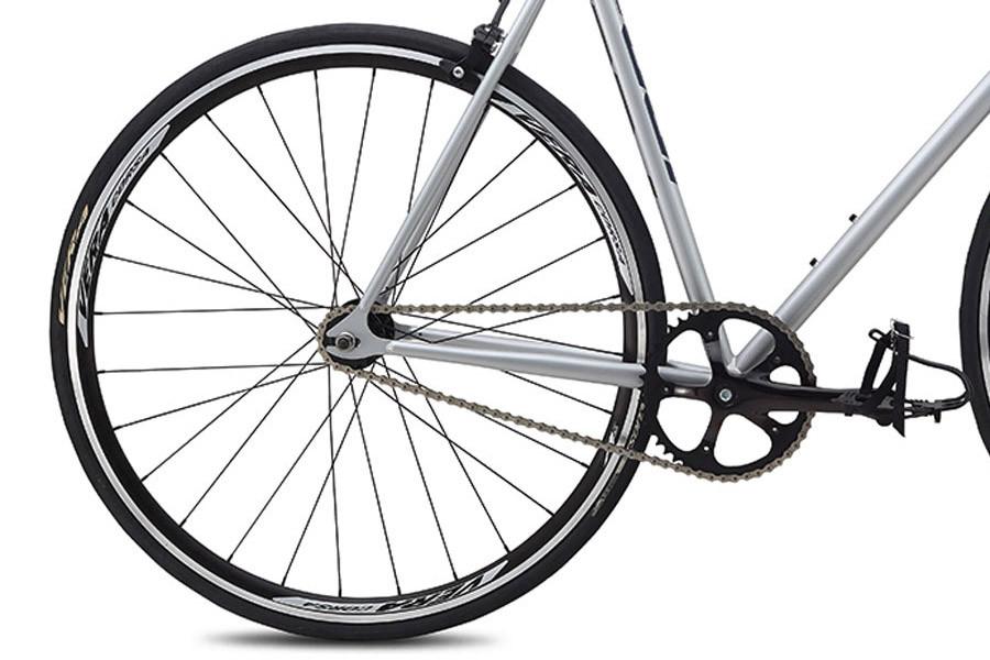 Buy Fuji Track Fixie Bike Silver