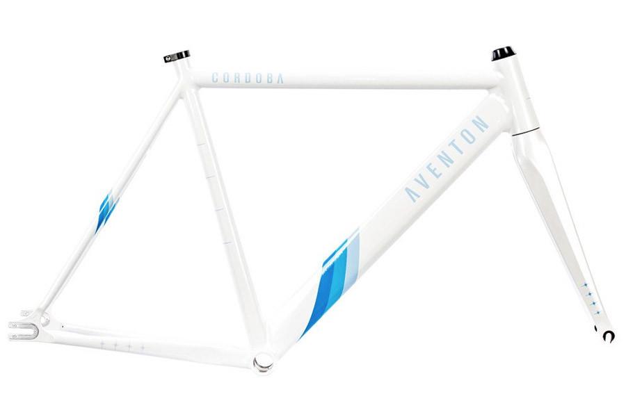 Cadre Aventón Cordoba 2017 Blanc