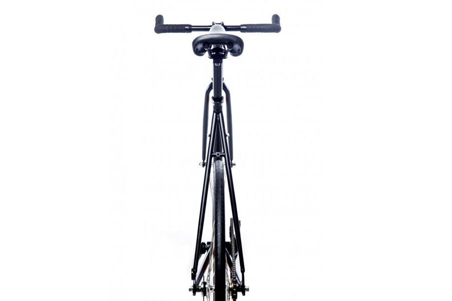 Acheter Quella Nero Lilas. Vélo fixie single speed