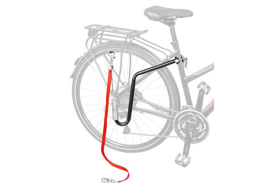 Acquista guinzaglio e supporto per cani M-Wave per bicicletta