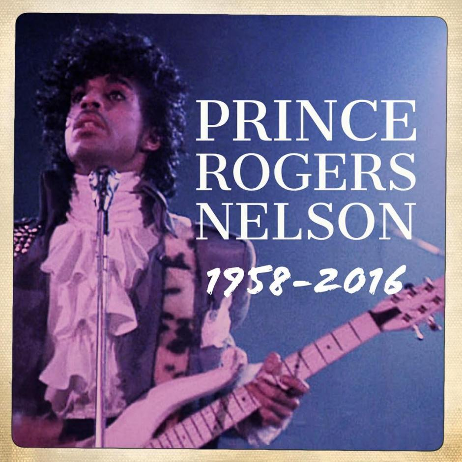 I can't even believe it. The Prince is dead and all of us regular folks are still out here living. #rip