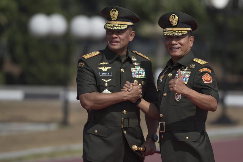 panglima jenderal Gatot Nurmantyo