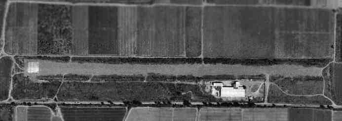Antigua pista militar