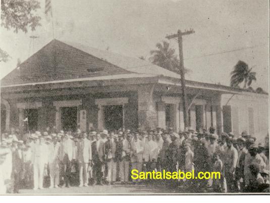 La Primera Guerra Mundial y los reclutas de Santa Isabel (1918)