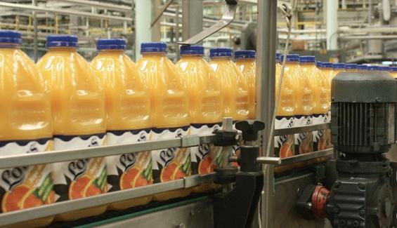 La planta de jugos Campofresco en Santa Isabel