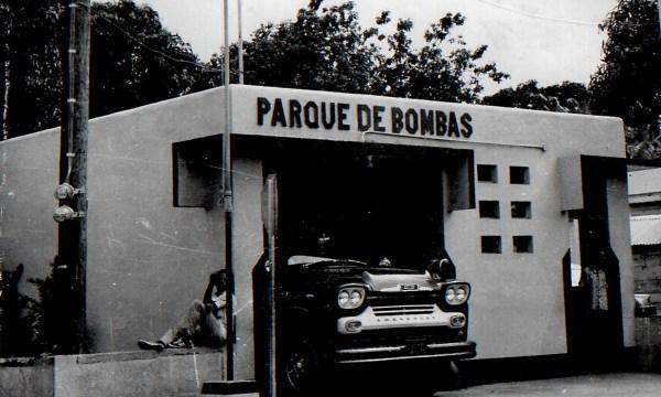 Parque de Bombas de Santa Isabel