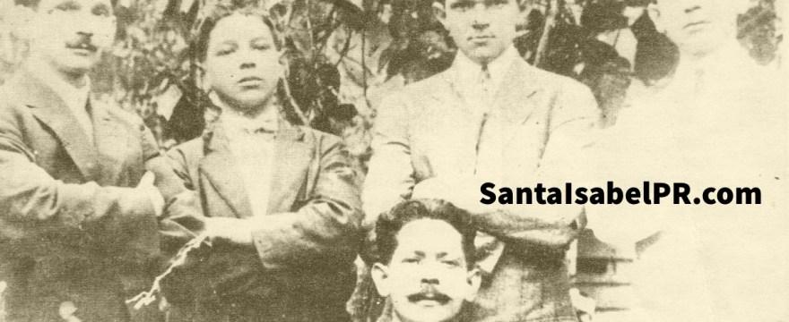 Italianos en Santa Isabel
