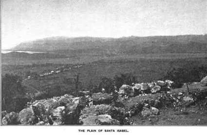 Descripción de Santa Isabel 1846