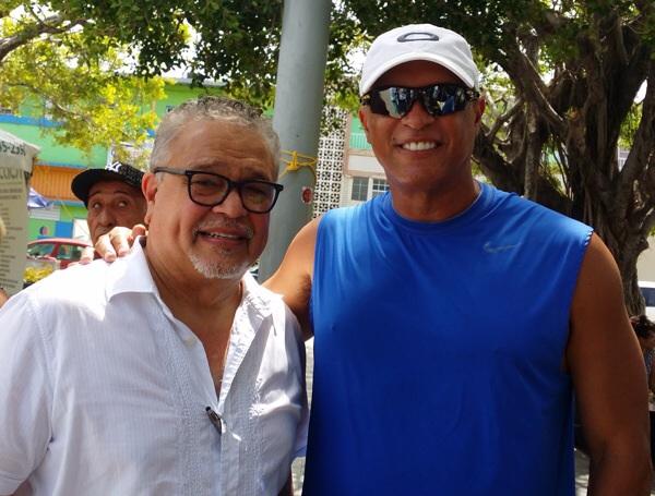 José (Chevel) Guzmán ex-lanzador estrella de Grandes Ligas