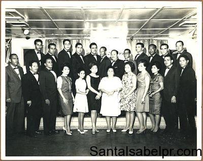 La Sigma Phi Delta de los '70