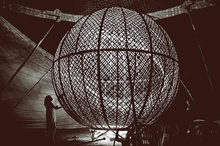 El circo que emocionó a un pueblo – 1958