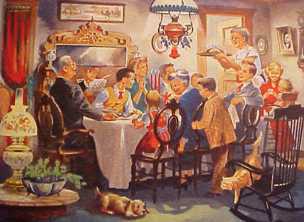 Gunda's Favorite Thanksgiving