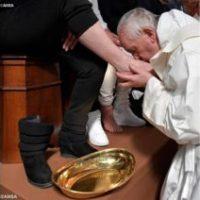 Papa no cárcere de Paliano: Deus nos ama até o fim, servir é semear amor