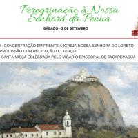 Peregrinação à Igreja Nossa Senhora da Penna