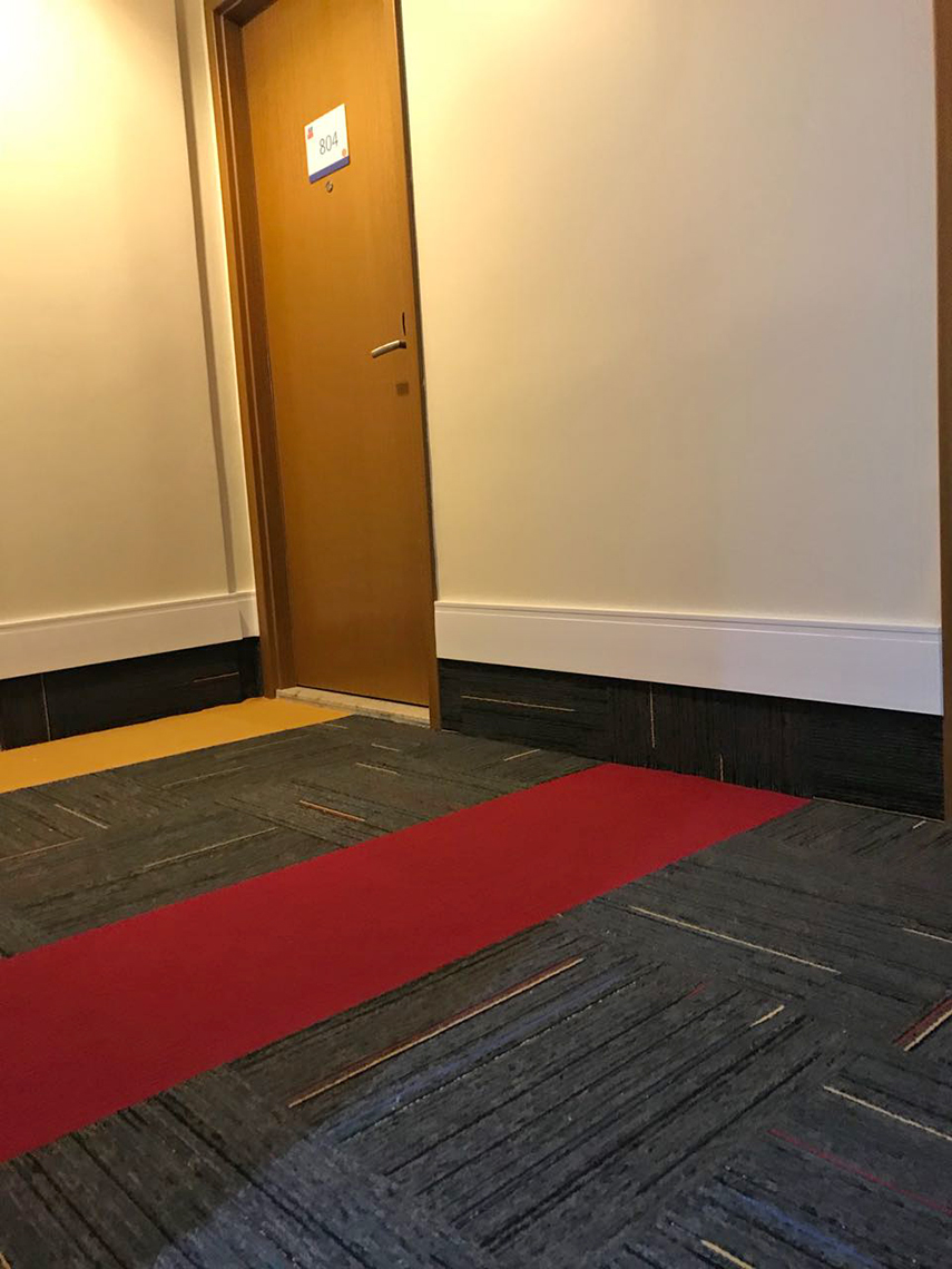How To Install Baseboard With Carpet