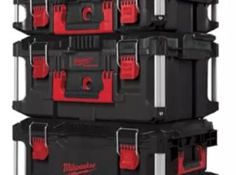 Oferta baúl portátil de herramientas Milwaukee