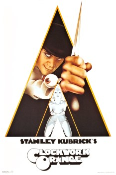 A Clockwork Orange -- movie poster