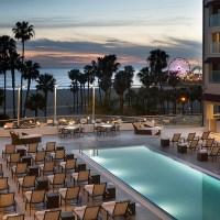 Santa Monica Pools | Santa Monica Hotels With Pools