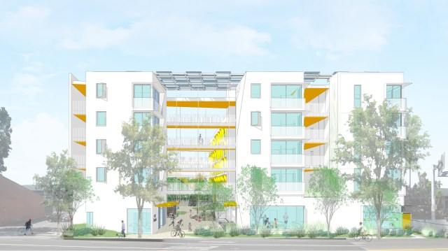 1626 Lincoln was approved unanimously by the Planning Commission the day after 500 Broadway was approved by the city council.