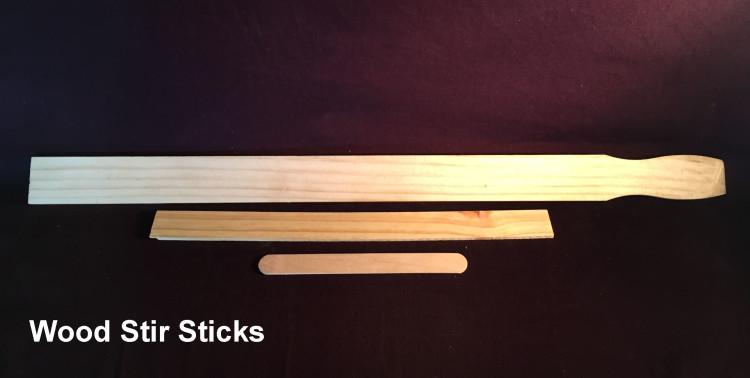Stir Sticks (dozen)