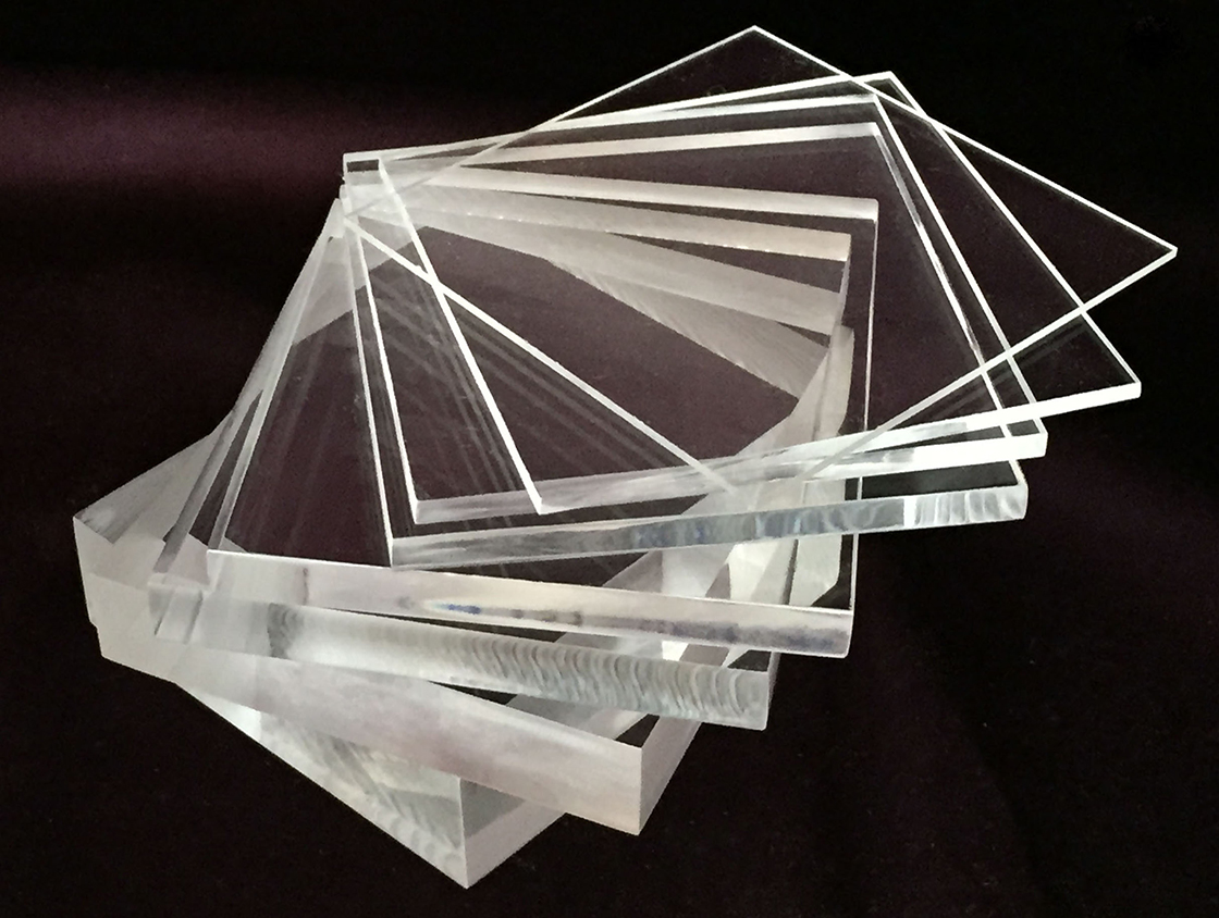 Acrylic Sheets Cut To Size Clear Santa Monica Plastics