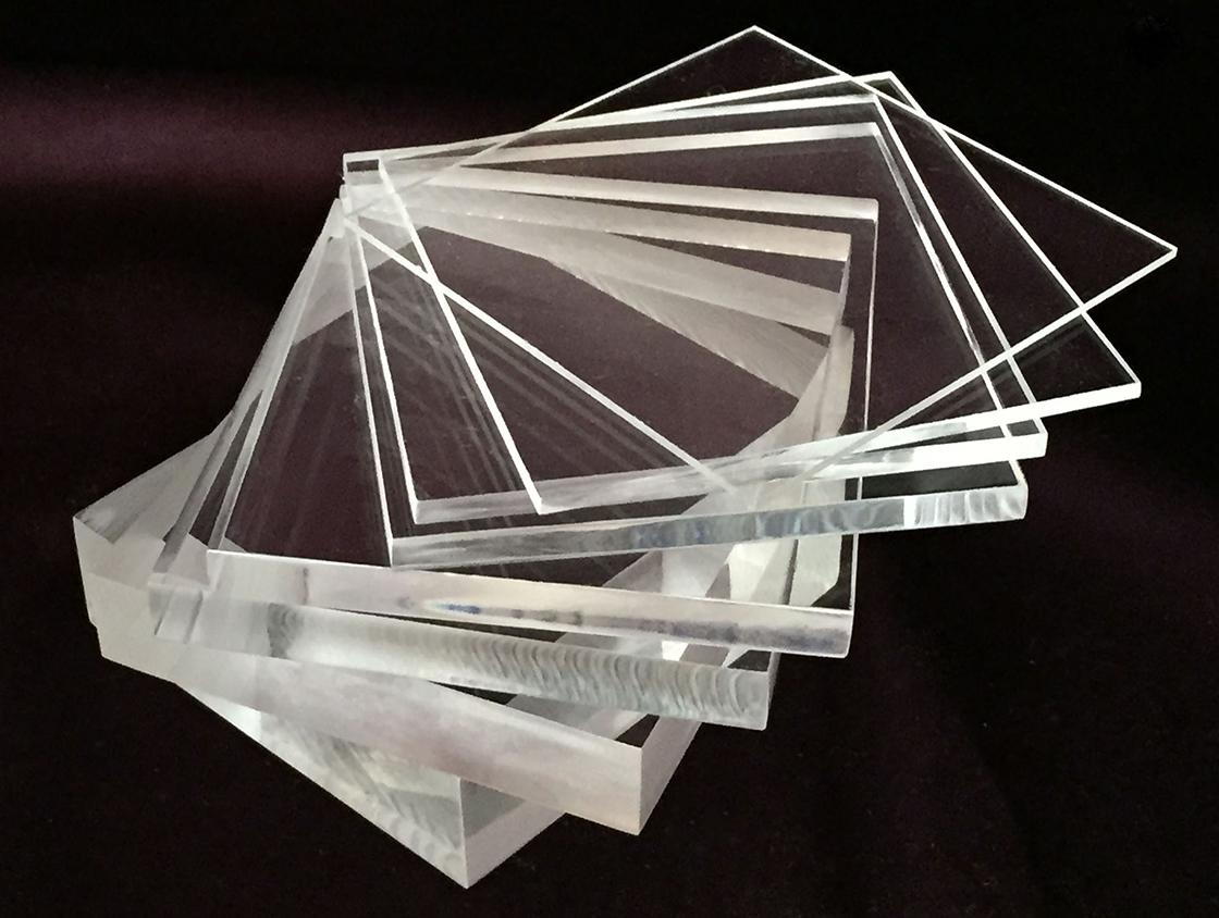 Acrylic Sheets Cut To Size Clear Santa Monica Plastics