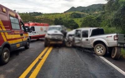 Itaunense morre em acidente na MG-050