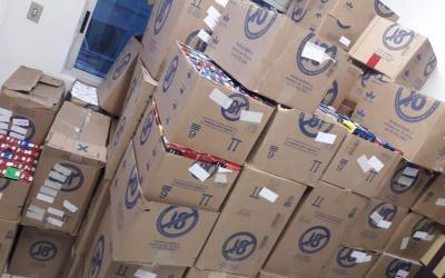 PC recupera R$ 300 mil em cigarros roubados na MG-050, em Itaúna