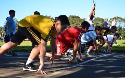 Jogos Escolares de Itaúna têm cerimonia de abertura