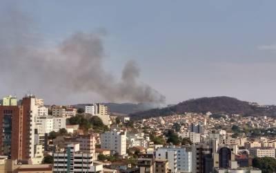 Setembro deve bater o recorde de queimadas em Minas desde 2011