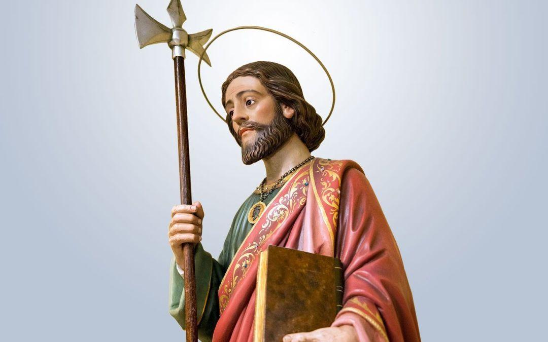 Festa de São Judas Tadeu em Itaúna tem programação divulgada
