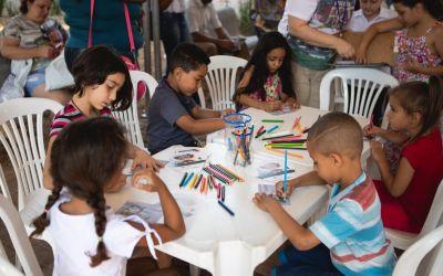 Evento Muita arte na Praça é realizado novamente