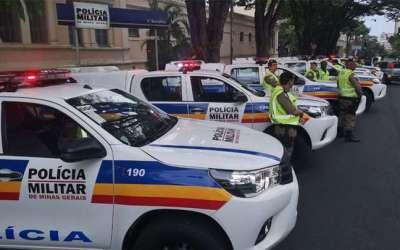 Com 12 mil policiais, PM lança operação com foco em roubos e furtos