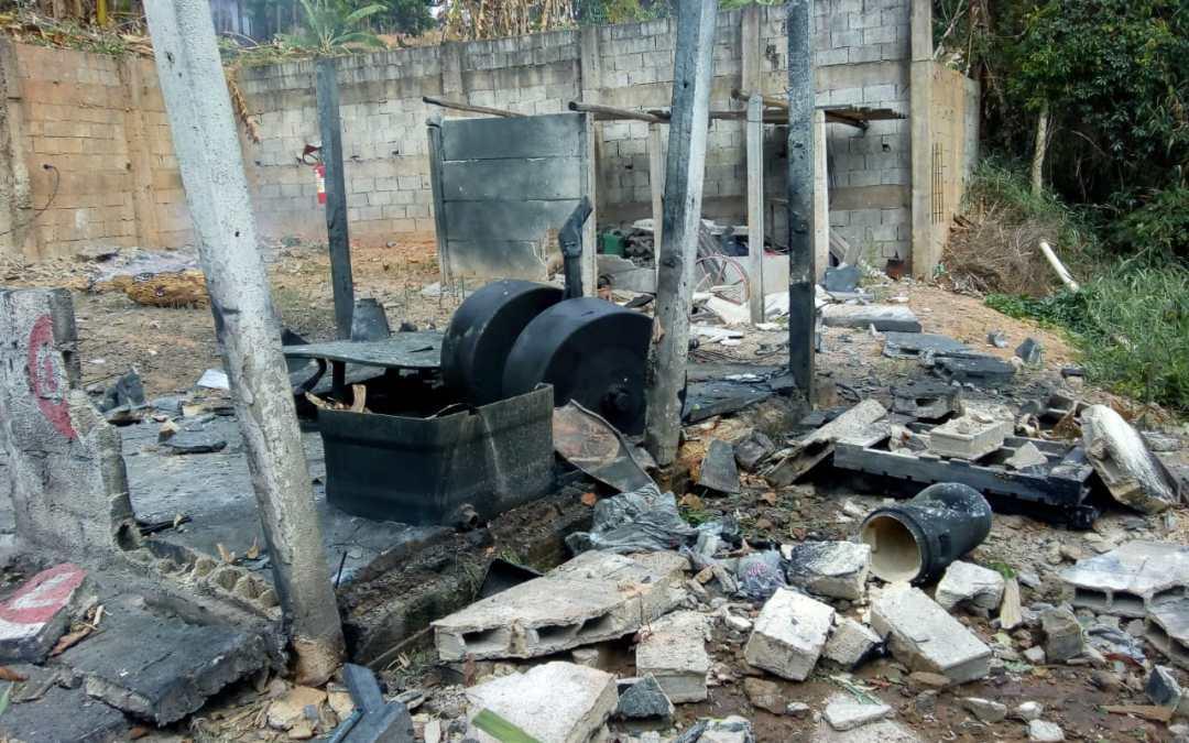Jovem morre em mais uma explosão em fábrica de fogos