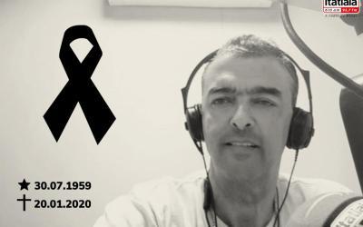 Morre Rui Chaves, radialista da Itatiaia, aos 60 anos