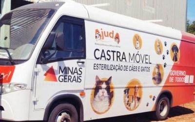 Itaunenses poderão se inscrever para Castramóvel no sábado