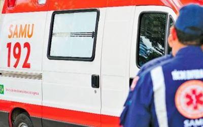 Menino de 6 anos é atropelado em Itaúna