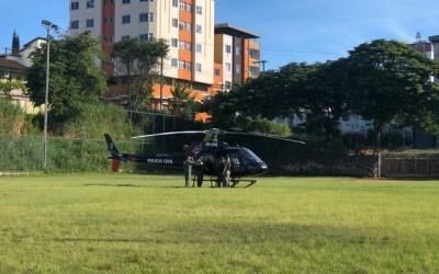 Operação 'Cerberus' de combate a homicídios e tráfico de drogas