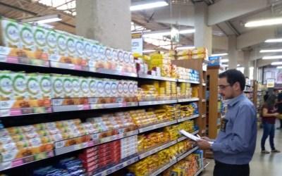 """Procon autua 02 supermercados em Itaúna por supostos """"preços abusivos"""""""
