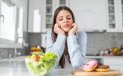 Nutrição e Saúde: Ansiedade no processo de emagrecimento