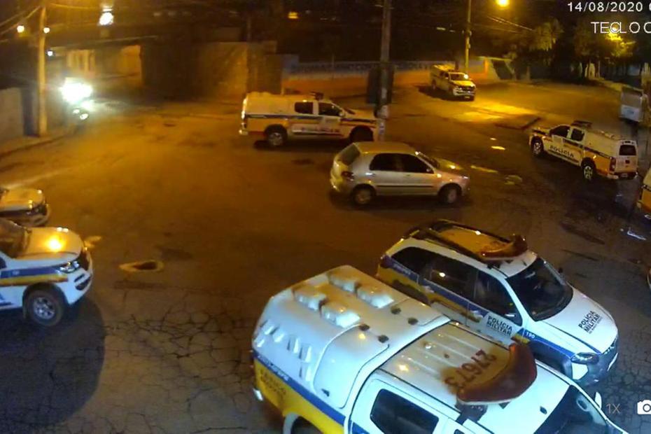 Assaltantes de Divinópolis morrem em em Brumadinho